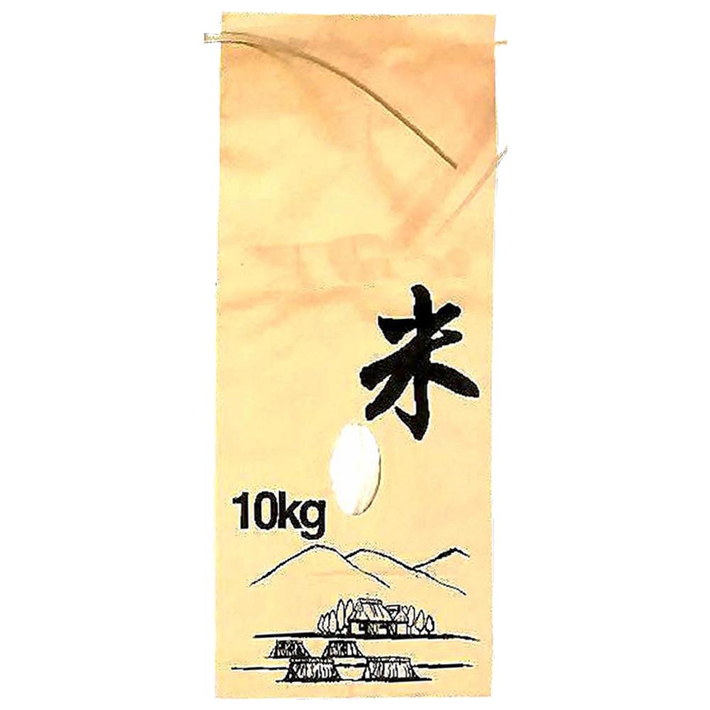 贈答用米袋 窓付き 10kg ×10袋セット