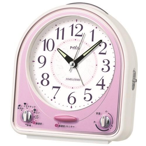 目覚まし時計 NR435P