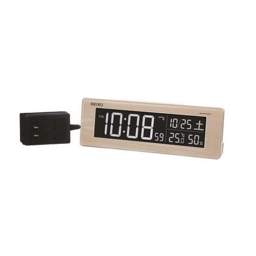 電波目覚まし時計 DL210A