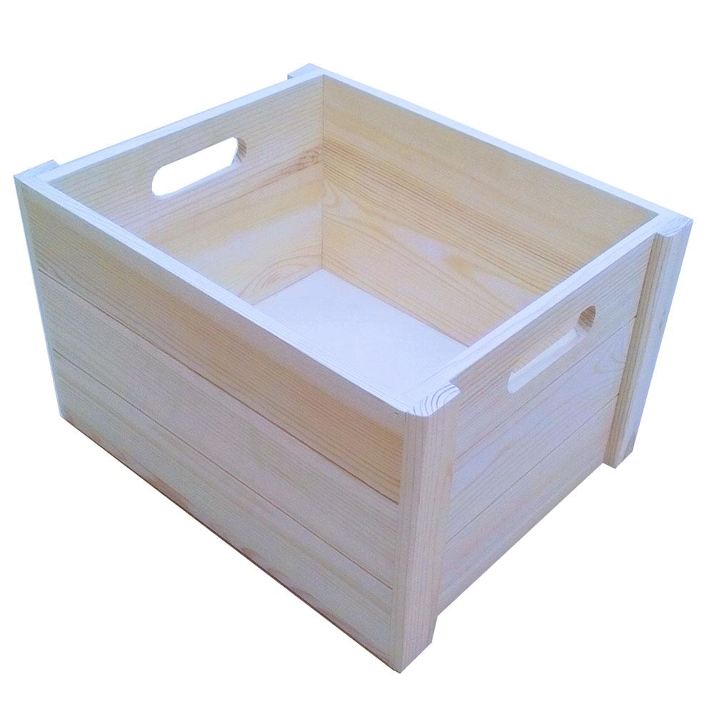コーナン オリジナル ウッドBOX S 外寸:約W310XD250XH180mm WBS01-0067