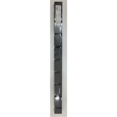 コーナン オリジナル フリーラックポール ブラック 約60X27X900mm 1本
