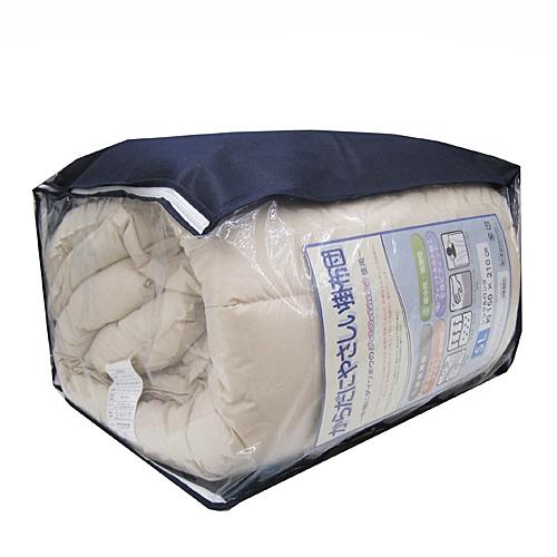 コーナン オリジナル 肌に優しい掛布団 約150×210