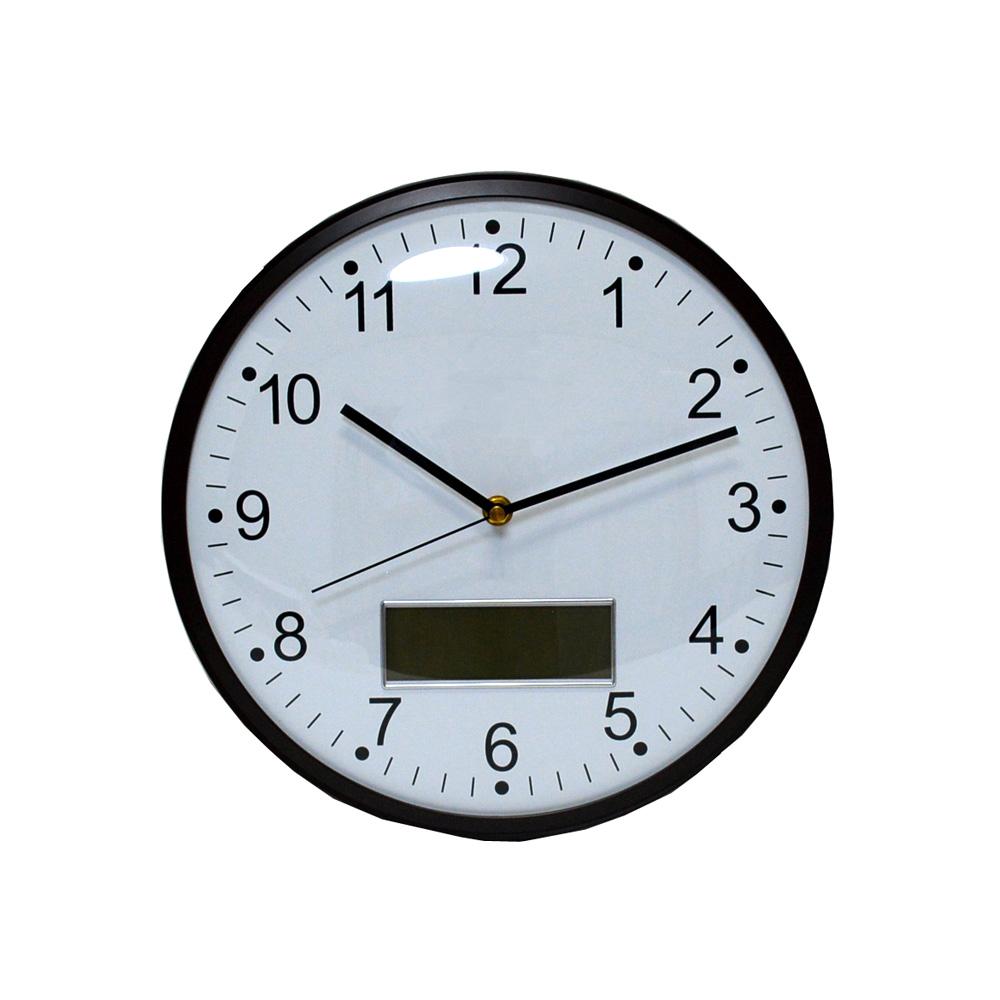 コーナン オリジナル 掛時計 日付表示付 FX−7824
