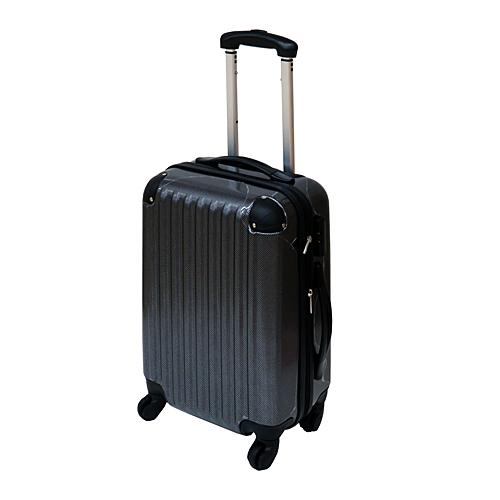 コーナン オリジナル スーツケース 18インチ カーボンブラック KO14−18CB