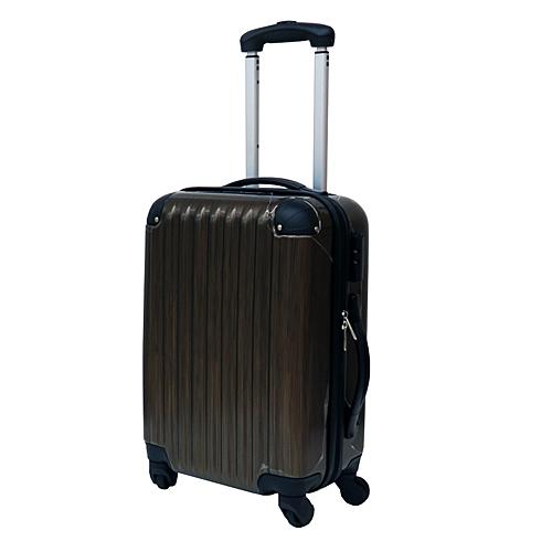 コーナン オリジナル スーツケース 18インチ ヘアラインゴールド KO14−18HG