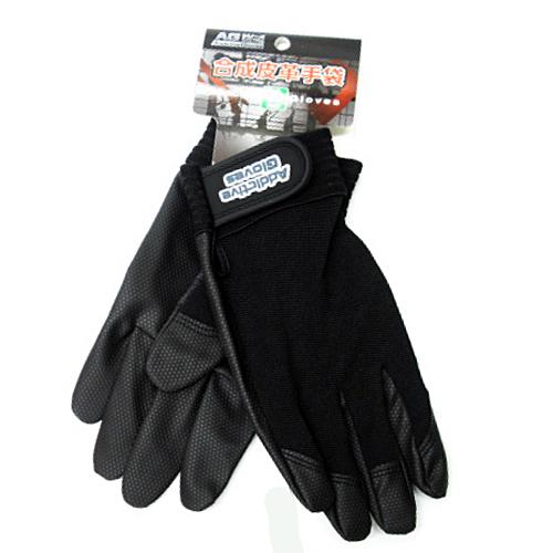 コーナン オリジナル PU革手袋黒 LL KU04−2143