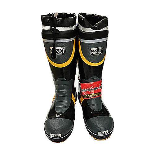 安全長靴 25.5KTL04−2419