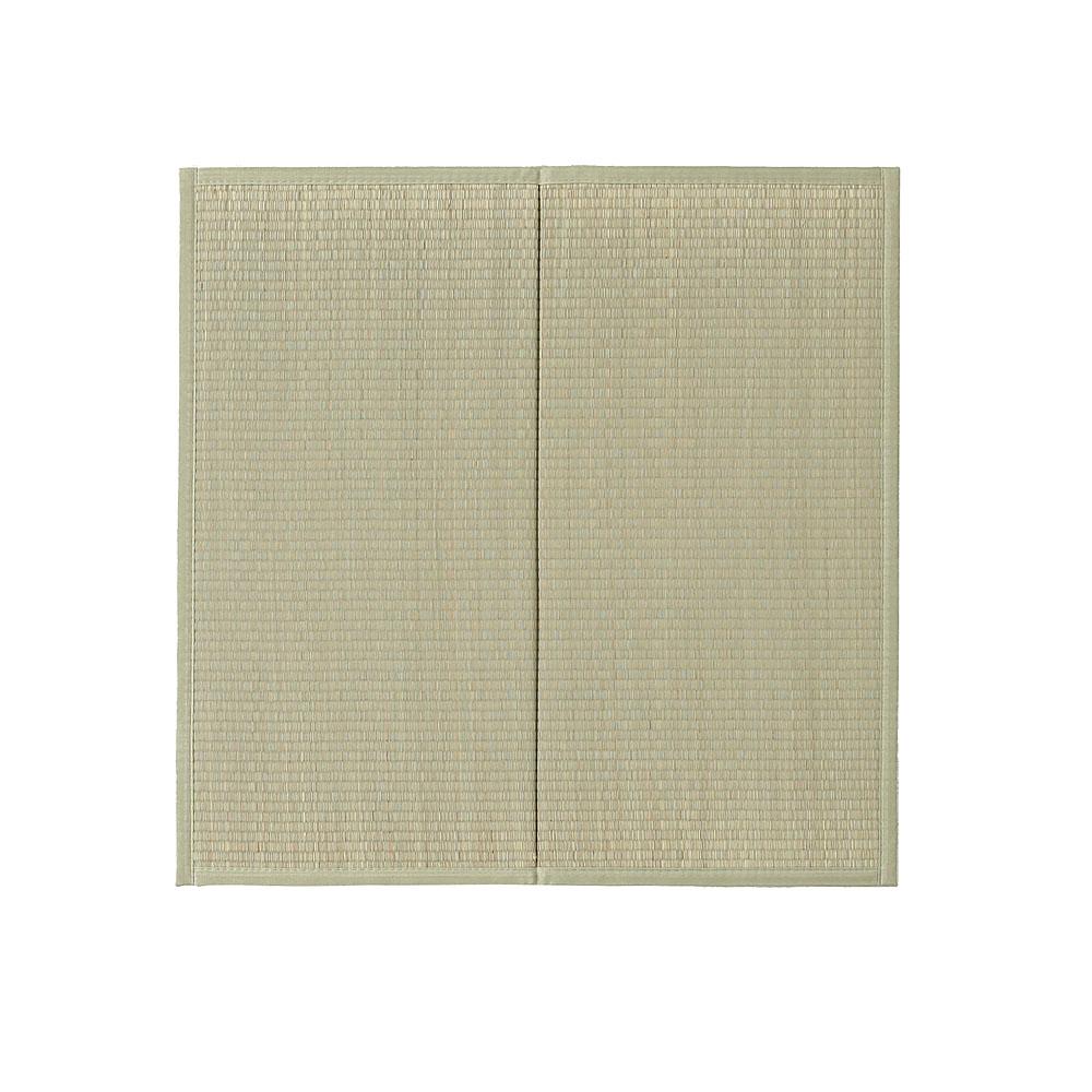 コーナン オリジナル 折りたたみユニット畳 約82×82cm