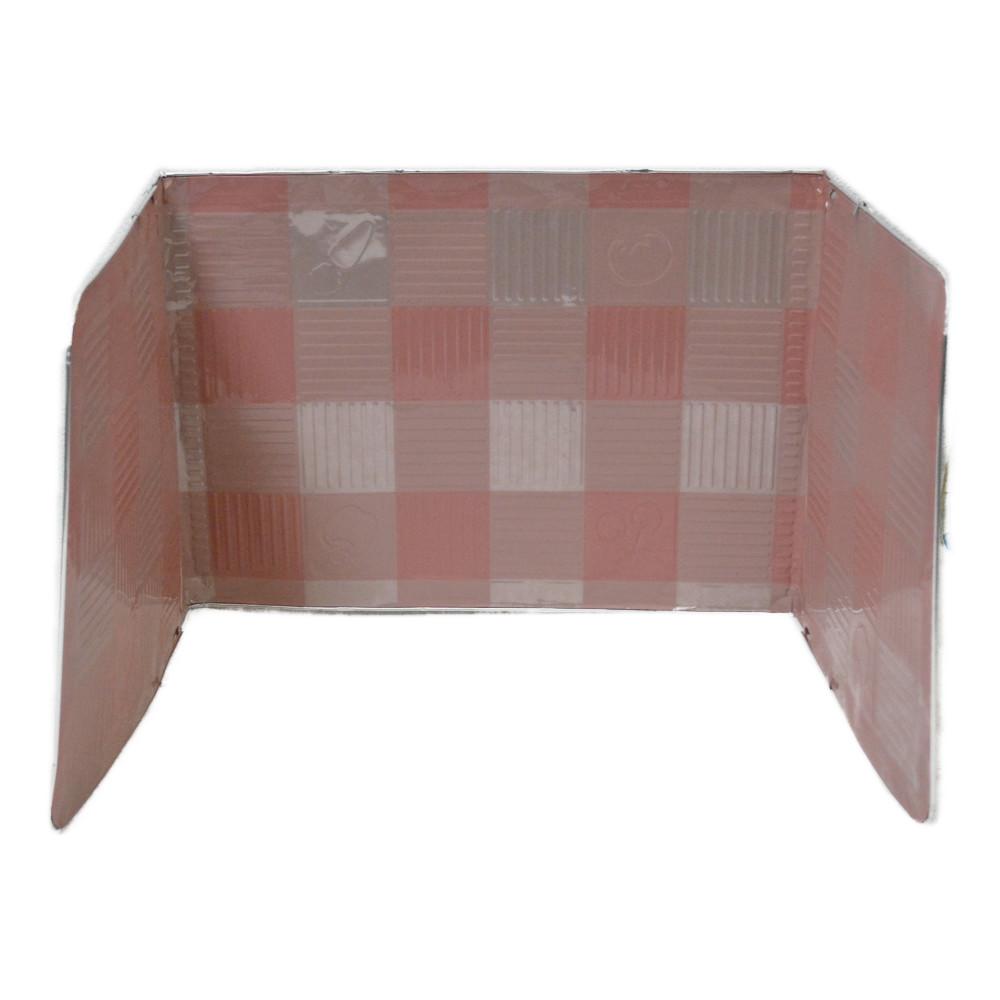 コーナン オリジナル 袖が伸びるパネルピンク・両袖タイプ 1枚