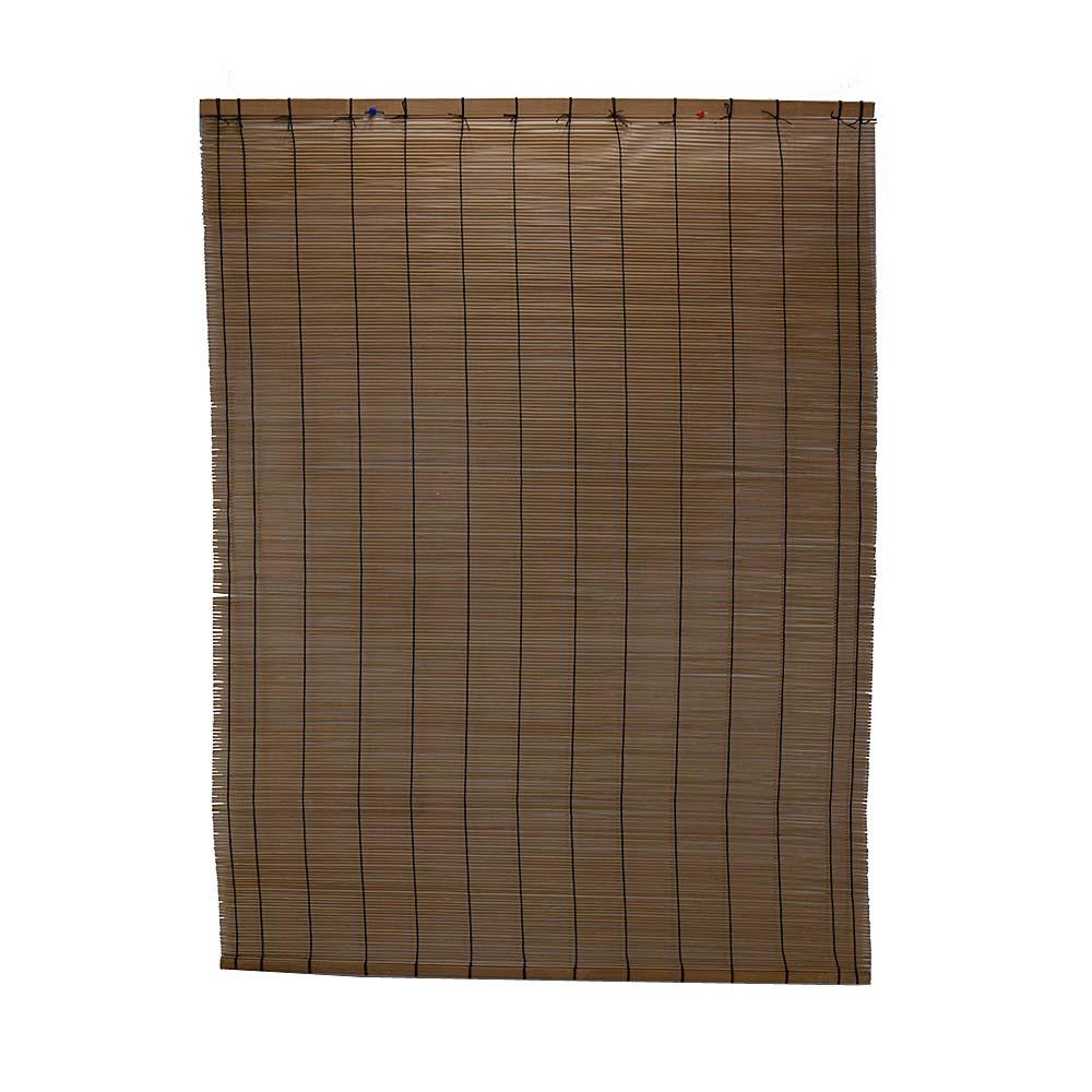 コーナン オリジナル 竹すだれ 約88×112cm ブラウン
