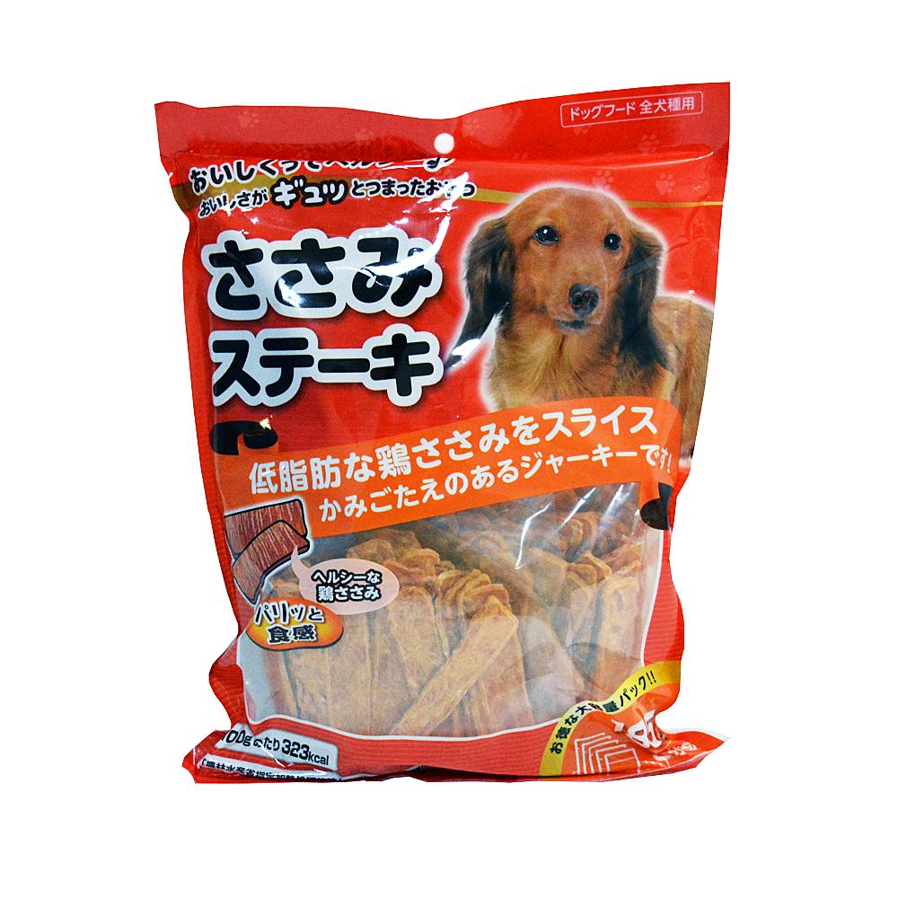 【 めちゃ早便 】◇ コーナン オリジナル ささみステーキ徳用 185枚