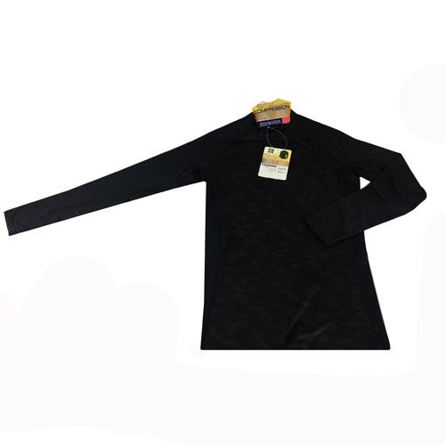 コーナン オリジナル コンプレッション長袖 シャツ 迷彩 L