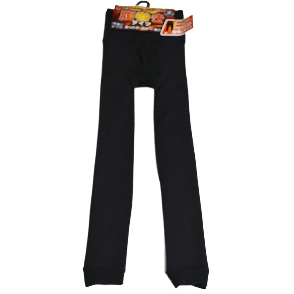 コーナン オリジナル 腹巻き付裏毛布タイツM−L