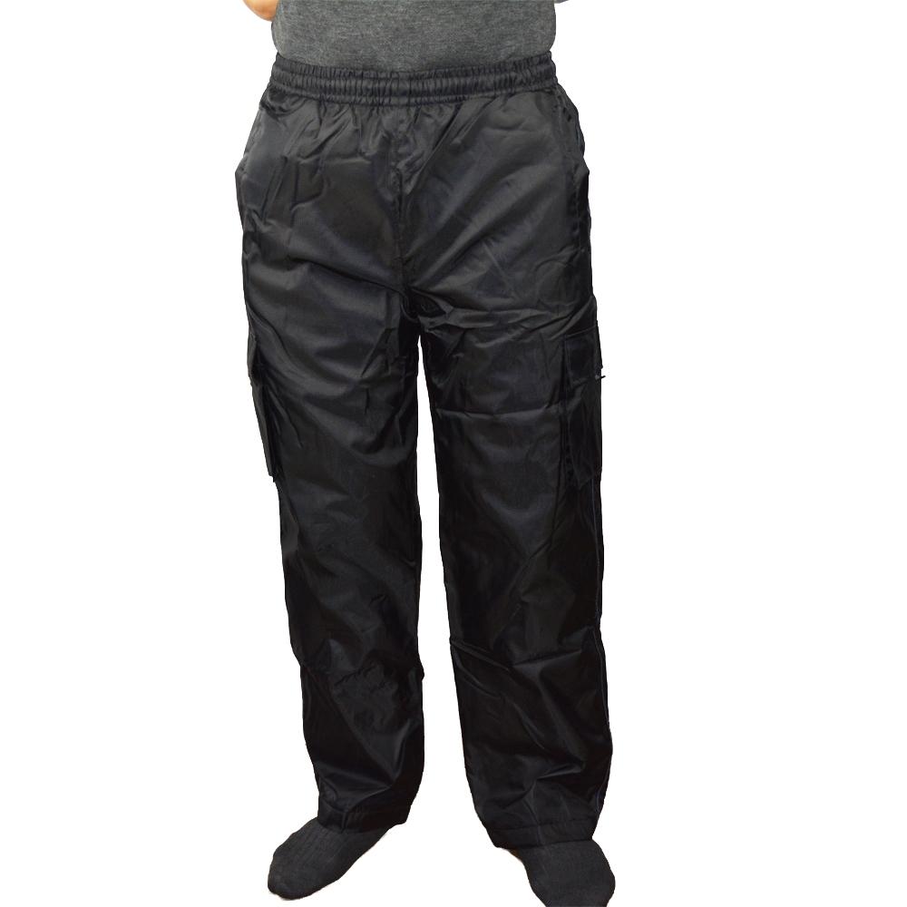 コーナン オリジナル 裏フリース防寒パンツ ブラック M