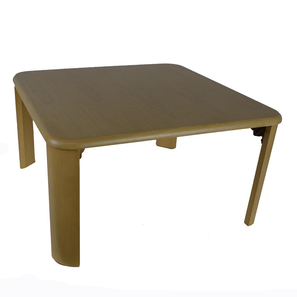 コーナン オリジナル 折れ脚テーブルOAK KMT18−7531−1275