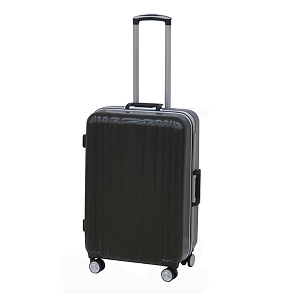 コーナン オリジナル スーツケース アルミフレーム 24インチHB