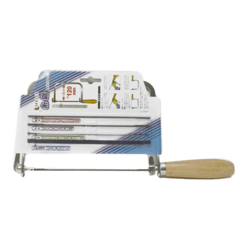 コーナン オリジナル 糸鋸 木材・金工兼用 LFX−10−053
