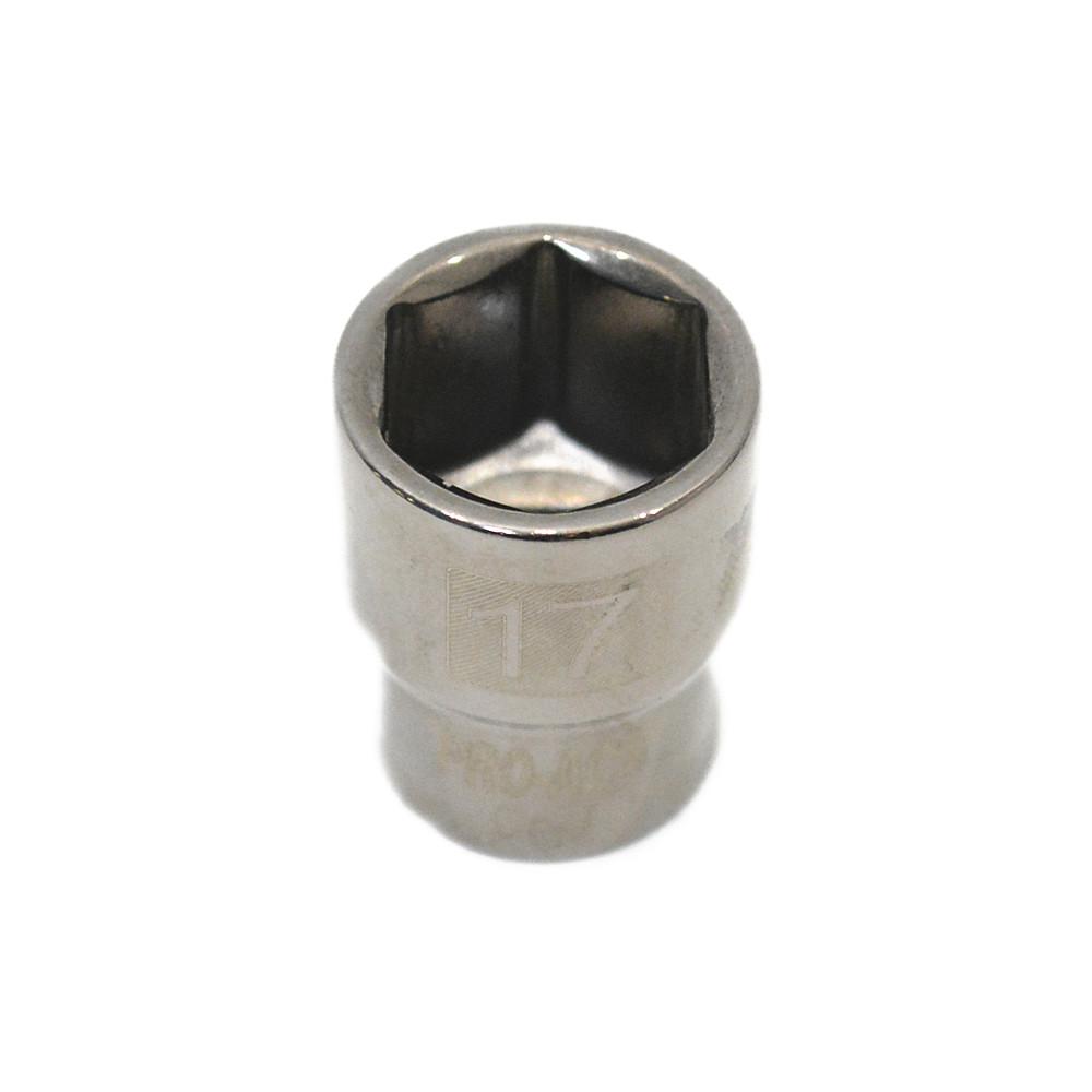 コーナン オリジナル 9.5mm角ソケット 17mm PAWM−240