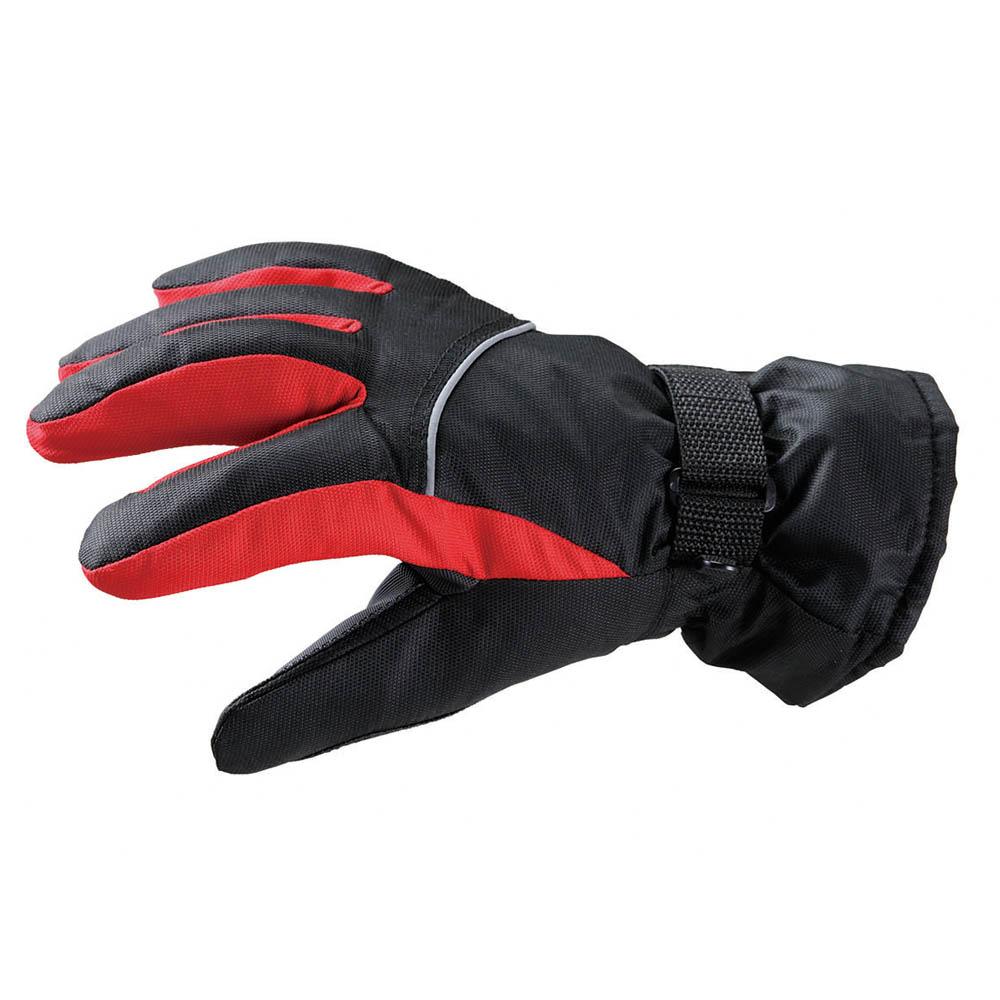 コーナン オリジナル 防水防寒手袋 レッド FW17−5091