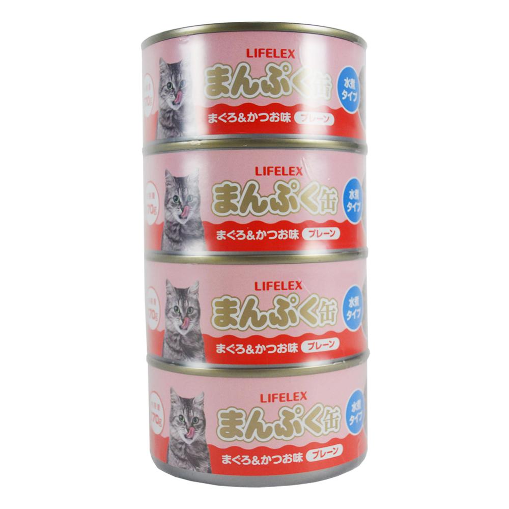 コーナン オリジナル まんぷく缶 水煮  プレーン KTS12−9884 ×12個セット
