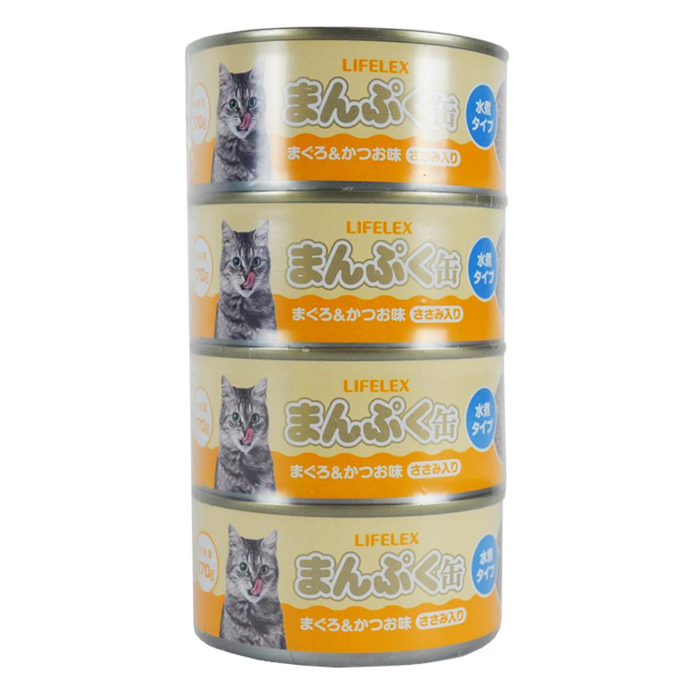 コーナン オリジナル まんぷく缶 水煮  ささみ KTS12−9907 ×12個セット