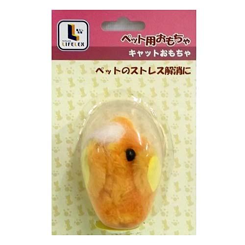 コーナン オリジナル キャットおもちゃ オレンジ KIT12−2646