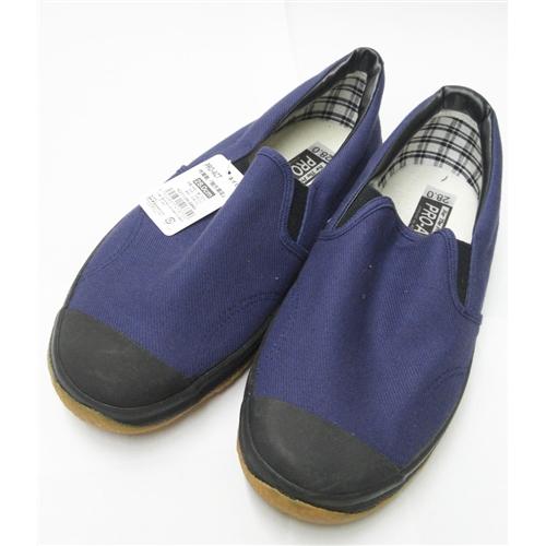 コーナン オリジナル 作業靴 『親方満足』 ネイビー 26.0cm FLY11−09−26NV