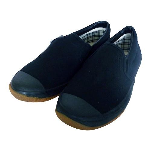 コーナン オリジナル 作業靴 『親方満足』 24.5cm FLY11−09−24.5BK