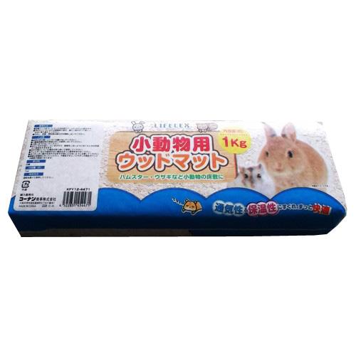 コーナン オリジナル 小動物用ウッドマット 1kg