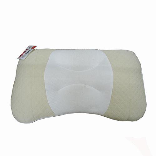 コーナン オリジナル LIFELEX 洗える抗菌消臭パイプまくら 約43×63cm アイボリー