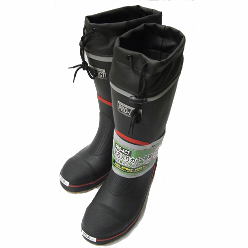 コーナン オリジナル 安全カラー長靴 24.5cm TM041386SAF