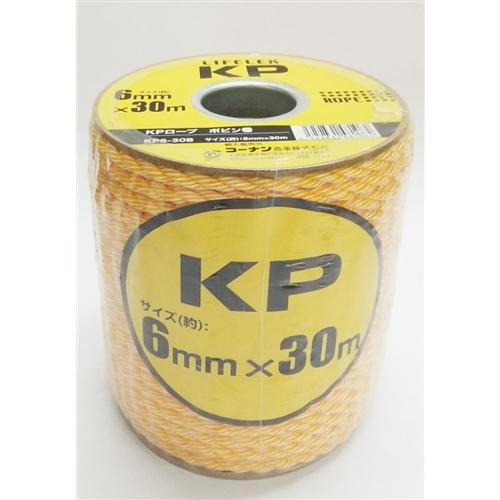 コーナン オリジナル KPロープ ボビン巻 6mm×30m