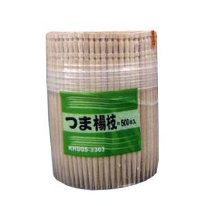 コーナン オリジナル つま楊枝 約500本入り×3P KHD05ー3327