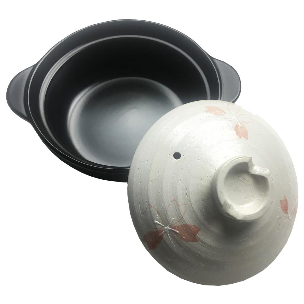 コーナン オリジナル IH土鍋 さくら6号 KHK05−8287