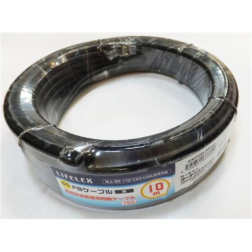 コーナン オリジナル 5CFBケーブル KMT08−3840 黒