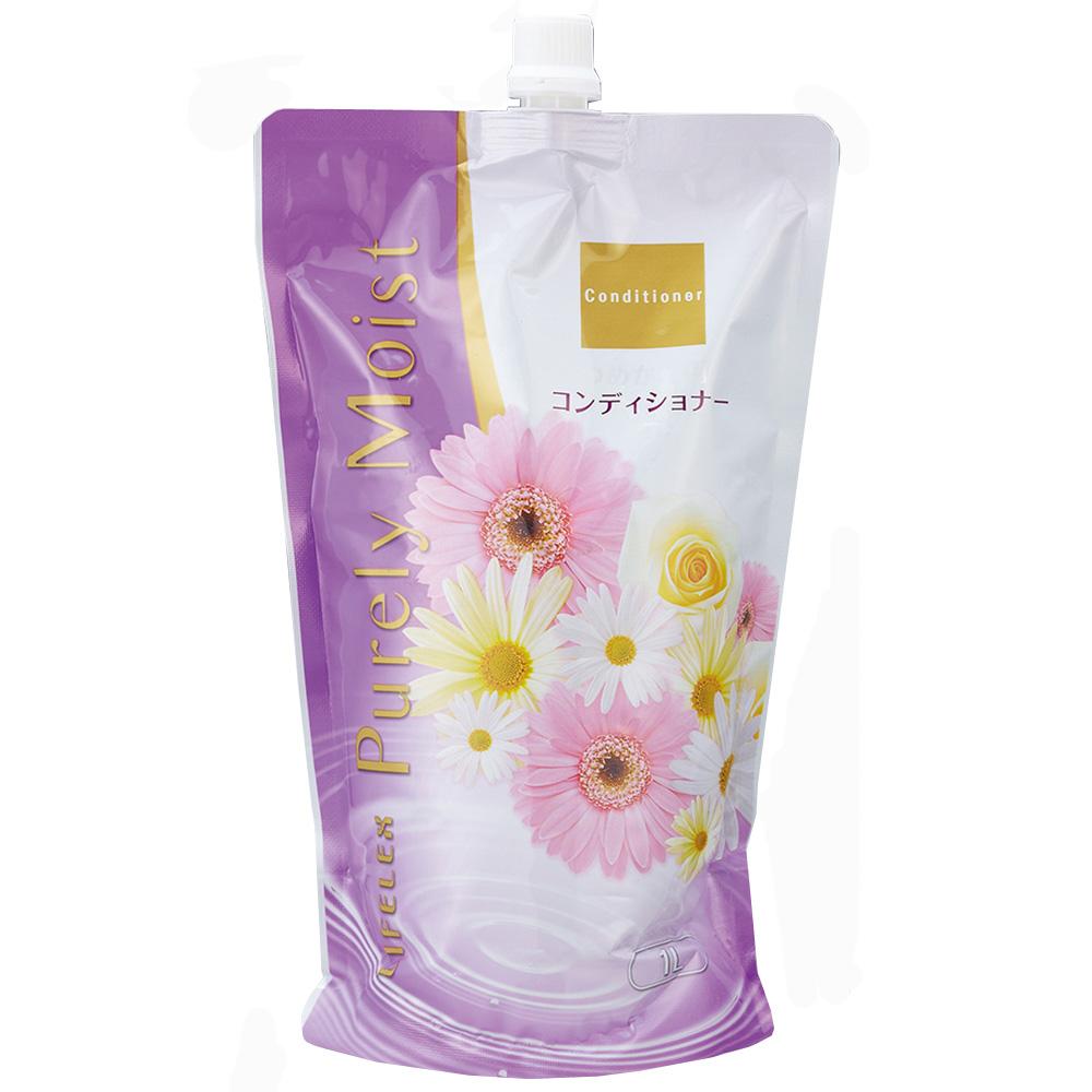 コーナン オリジナル Purely Moist コンディショナー フローラルの香り つめかえ用 1000ml