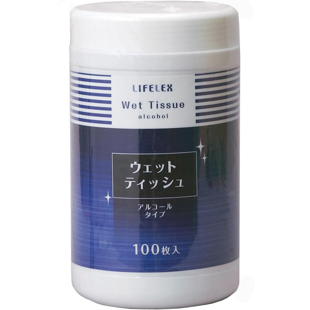 ※※コーナン オリジナル ウェットティッシュ アルコール 本体 100枚入