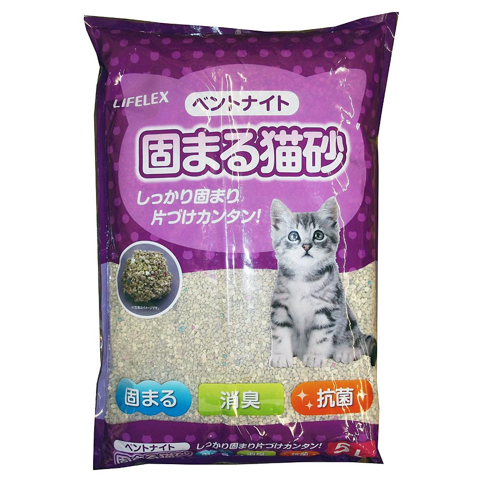 コーナン オリジナル 固まる猫砂 5L