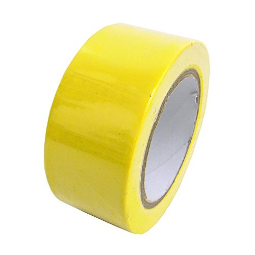 コーナン オリジナル PVCラインテープ 黄色 YONG04−4007
