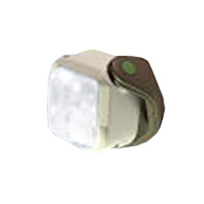 マグにゃっとセンサーライト ホワイト 乾電池式 1WLED