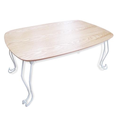 コーナン オリジナル 突板テーブル7550 KR18−2933−NA