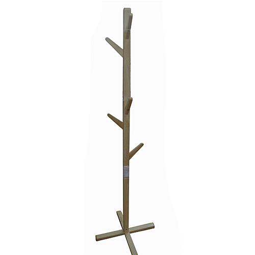 コーナン オリジナル LIFELEX 木製ポールスタンド KR18−3473−NA
