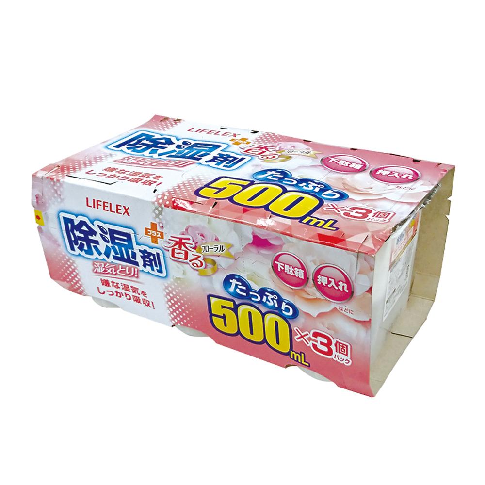 コーナン オリジナル 香る除湿剤 500ML KR15−1201−3P