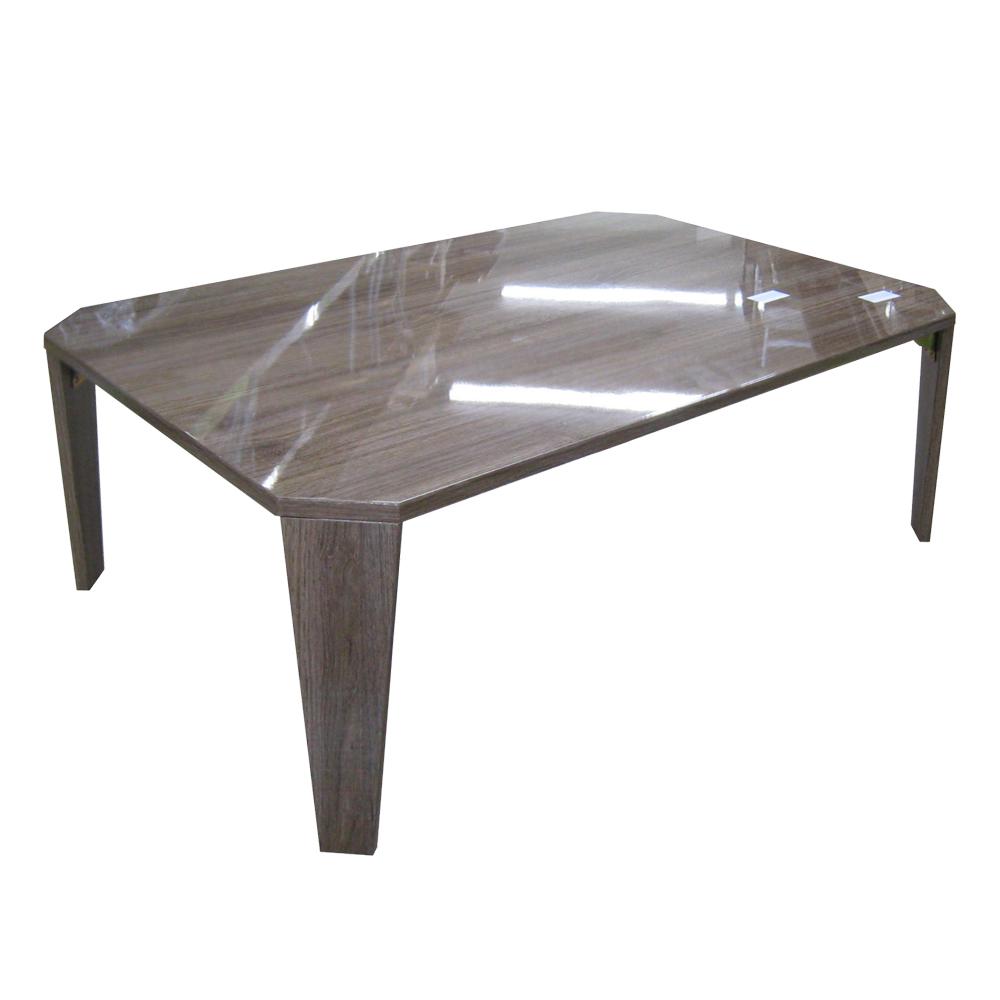 コーナン オリジナル 鏡面ローテーブル WAL−KMT18−1039