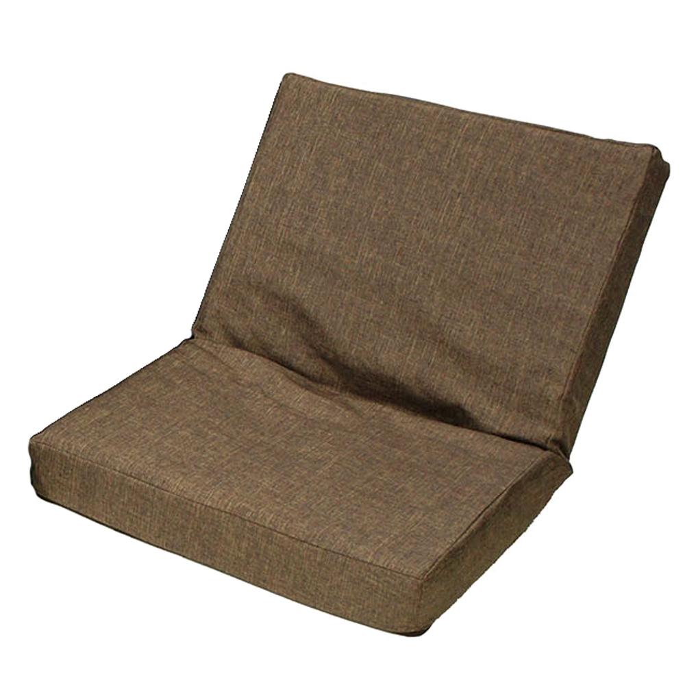 コーナン オリジナル ジョイント座椅子  約60×61×52cm 座いす ローチェアー リクライニングチェア フロアチェア フロアソファ チェア