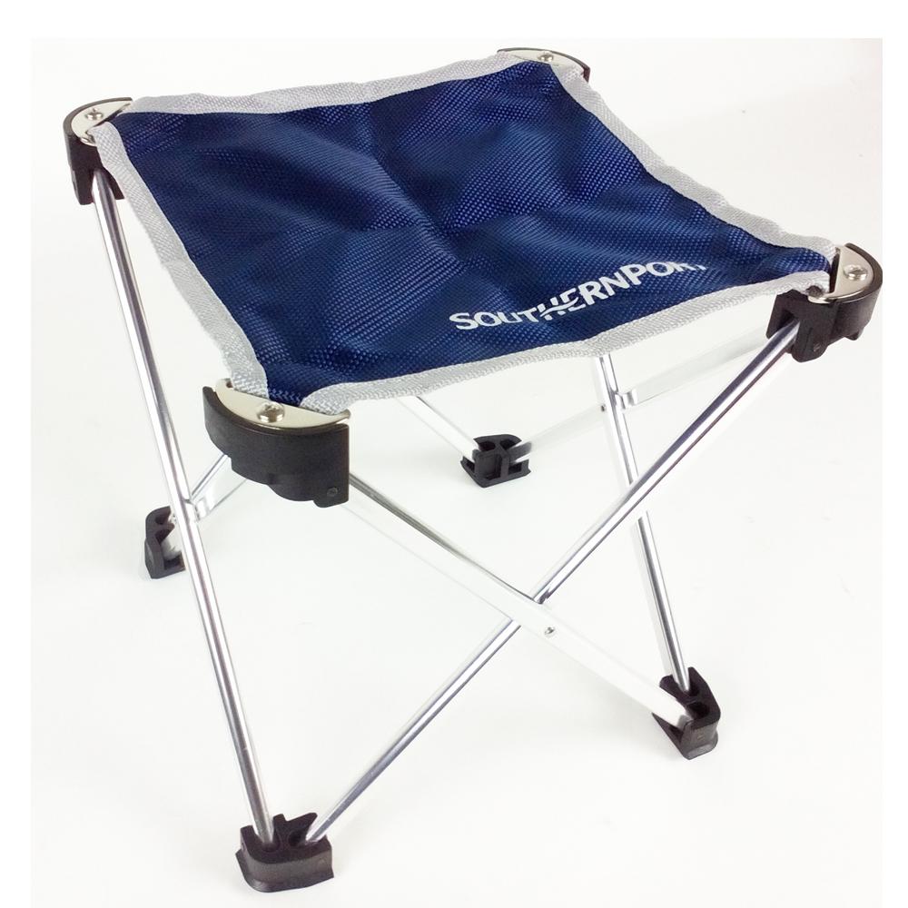 コーナン オリジナル アルミトレッキングチェア ブルー(青) キャンプ用 約200X200XH235mm SP23CH008