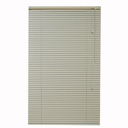 コーナン オリジナル アルミ製ブラインド グリーン 約幅128×108cm