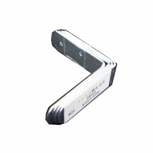 コーナン オリジナル ユニクロ隅金金折 4枚入り 36mm KIS03−6602