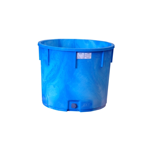 丸型容器 T−300F(排水栓20A付) ×3個セット