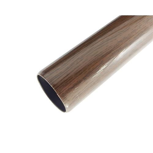 カラー木目パイプ 径32×0.6×1800mm